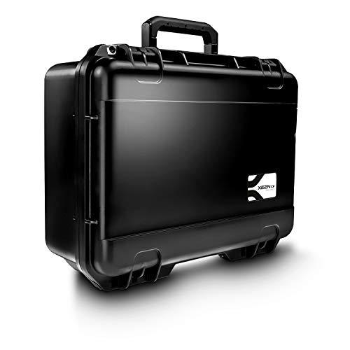 5 XEEN CF Objektive für Sony e inkl. Stabilem Transportkoffer – kleine, leichte Cine-Objektive mit brillanter 8K Auflösung und LichTSTärke ab T1,5, ideal für Drohne, Handkamera, Enge Räume