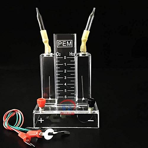 Elektrolyse van water Equipment Laboratorium chemisch experiment voor de productie van zuurstof en waterstof middelen High-Precision water en zuurstof elektrolyse Equipment