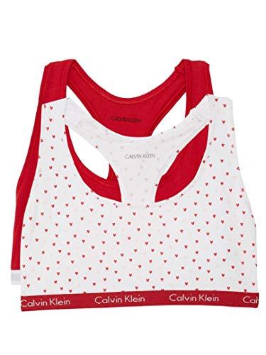 Calvin Klein - Bralette para mujer