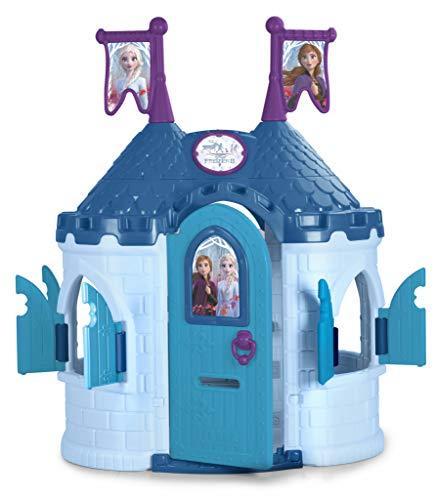 FEBER - Castillo de Princesas Disney Frozen 2, niñas de 3 a 10 años (Famosa 800012240) , color/modelo surtido