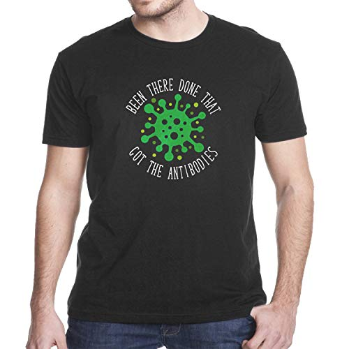 Co-ro-na-Virus Survivor T Shirt, hot New t Shirt for Men and Women with a Simple but Prefect Design (Design 1 - Options) (Design 14)
