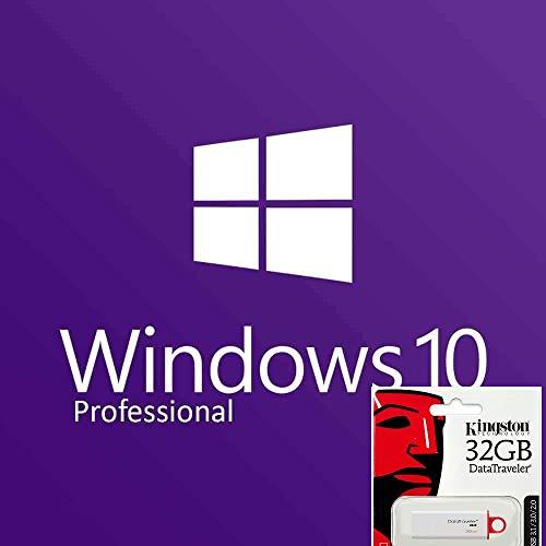 Windows 10 Pro BOOTABLE USB + ATTIVATION KEY FREE