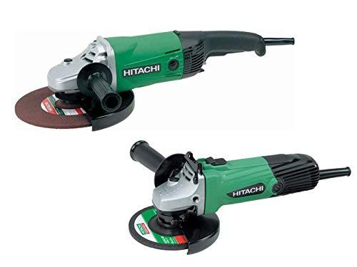 Hitachi g2313s2s amoladora angular verde