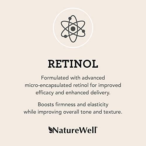 41fi+1hZ5uL - NatureWell Retinol Advanced Moisture Cream for Face & Body, 16 oz. | Clinical | Improves Firmness, Tone & Texture