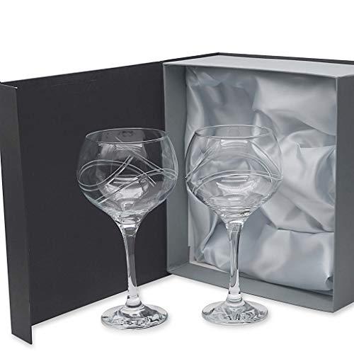 la galaica   Set de 2 Copas de Cristal para Gin&Tonic  ...