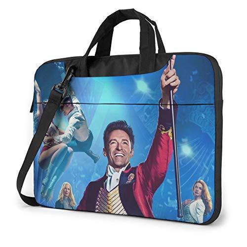 The Grea_Test Show_Man Llaptop Bag 15.6 Inch Briefcase Shoulder Bag Satchel Tablet Bussiness Carrying Handbag Laptop Sleeve