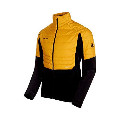 Mammut Herren Chaqueta Innominata Ml Hybrid Hombre Jacket, schwarz/golden, S