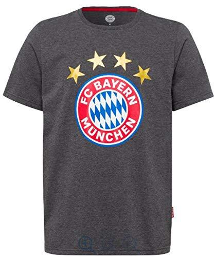 FC Bayern München T-Shirt kompatibel Tshirt Gr. S bis 3XL FCB (XXL)