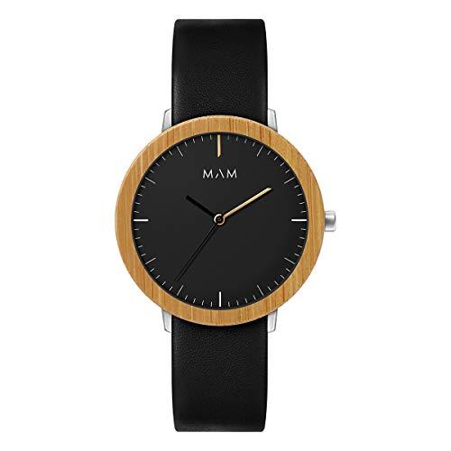 Reloj DE Madera MAM ORIGINALS FERRA 629 para Hombre