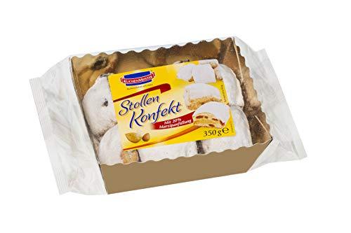 Kuchenmeister Stollen-Konfekt 20%Marzipan, 13er Pack (13 x 350 g Schale)
