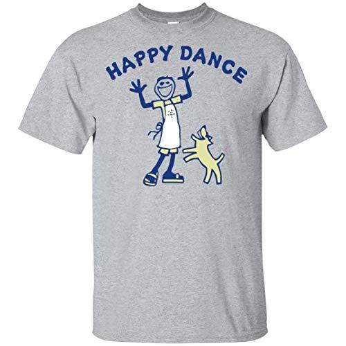 Q.V.C Happy Dance - T-Shirt for Men and Women