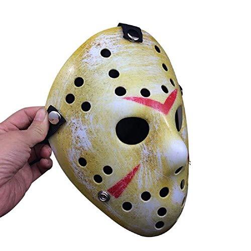 FD2LB1NVL New Jason vs Friday The 13th Horror Hockey Cosplay Kostuum Halloween Killer Masquerade Masker Halloween masker