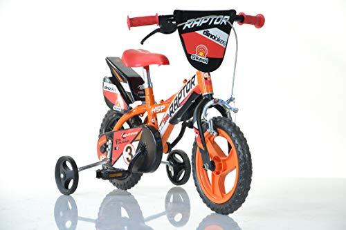Dinobikes 612L Kinderrad mit Stützrädern