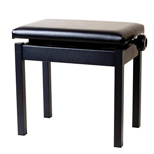 Lowest Price! Palatino BP-300-BK Metal Frame Bench, Standard Seat