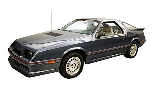 Representative 1986 Daytona shown. Dodge