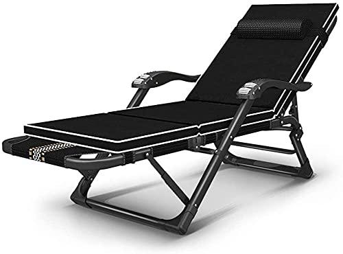 - Sillón reclinable para camping, cama de repuesto, plegable, para pesca, camping, viajes, senderismo, caza, silla (color: silla+cojín)