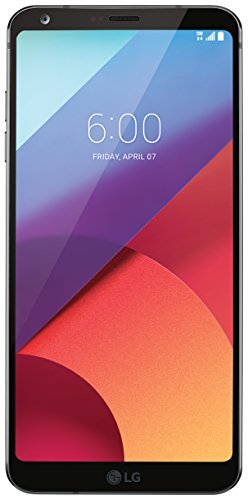 LG G6 - 32 GB - Unlocked (AT&T/T-Mobile/Verizon) - Black