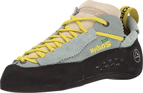 La Sportiva Mythos ECO Women's Climbing Shoe, Greenbay, 37.5