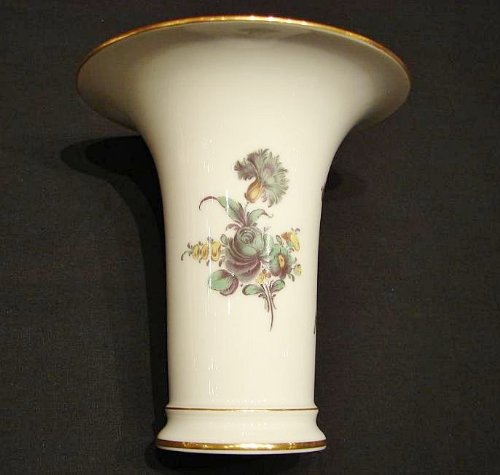 Nymphenburg Porzellan Vase