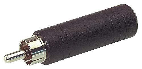 Alpha Audio Adattatore Jack Femmina 6.3 Mm Mono - Rca