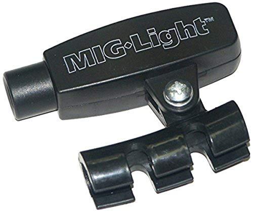 Welding Gun Mounted MIG Light