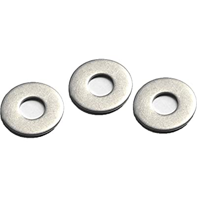 Copper Washers 9.5mm x 17.5mm x 1.5mm Pack of 10
