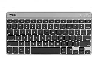 ZAGG ZAGGkeys FLEX Universal Bluetooth Keyboard for Smartphones and Tablets (B00695OFE2) | Amazon price tracker / tracking, Amazon price history charts, Amazon price watches, Amazon price drop alerts