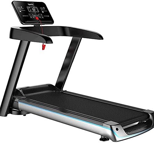 WGFGXQ Fitness Treadmills Cinta de Correr Plegable Fácil Montaje Máquina de Jogging...