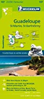 Michelin Zoom Guadeloupe: St-Martin, St-Barthelemy (Michelin Zoom Map)