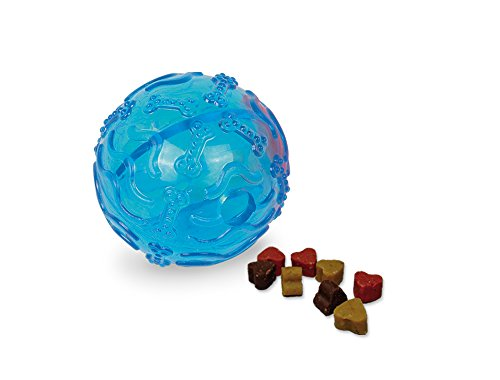 Nobby -   TPR Snackball blau