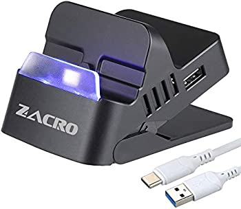 Zacro Nintendo Portable Switch Dock with Bluetooth
