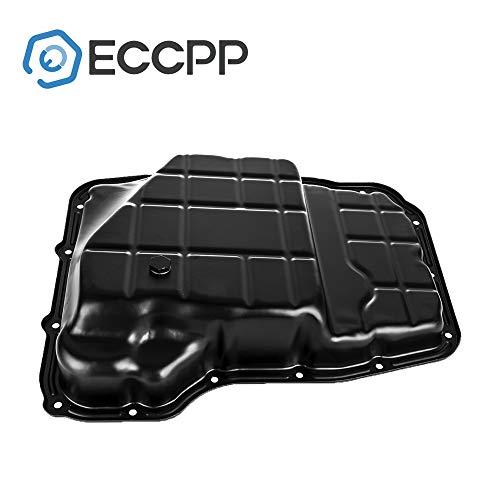 ECCPP Engine Oil Pan Drain Plug Kit fit for 08 09 Chrysler Aspen Dodge Durango Ram 1500 2500 3500 Jeep Grand Cherokee V8 5.7L Cummins Diesel Compatible with 265-817