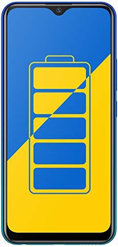 Vivo Y15 (Aqua Blue, 4GB RAM, 64GB Storage) with No Cost EMI/Additional...