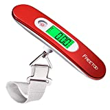 Best Luggage Scales - FREETOO Luggage Scale Portable Digital Weight Scale Review