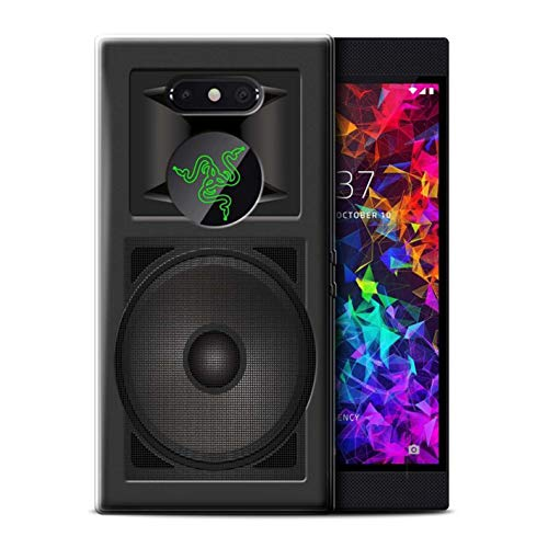 eSwish telefoonhoesje/Cover/Skin/OTH-GC/Speaker Design Collection Razer Phone 2 Studio Monitor