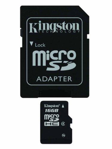 プロフェッショナルウルトラSanDisk 16GB MicroSDHCカード ベスト購入 Insignia Flexスマートフォンは高速でロスレス録画用にカスタムフォーマットされています!標準SDアダプター付属(UHS-1 Class 10認定 30MB/秒)