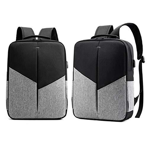 Mode 15,6 '' Laptop Rucksack Männer Casual College Herren Rucksack Schultasche Hochwertige Reisebranche Rucksack Rucksack