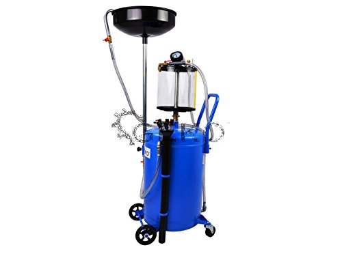 Semoir pneumatique pour huile 80L