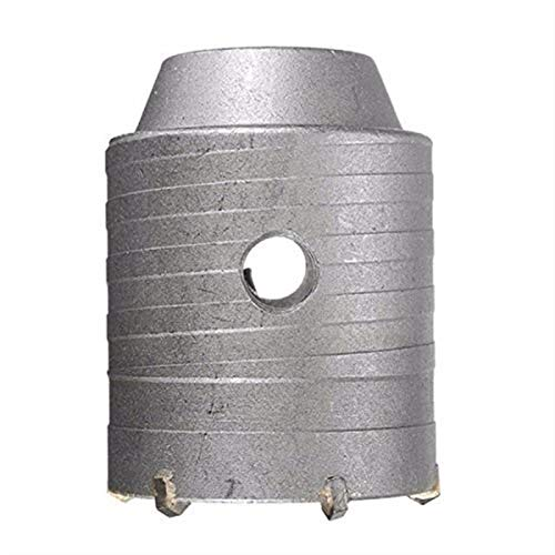 Auoeer 35-75mm Wall Hole Drill Bit Hole Sawtooth Brick Concrete Cement Walls Hole Cutter-35mm