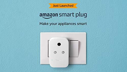 Introducing Amazon Smart Plug (works with Alexa)