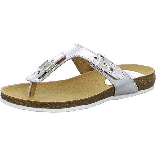 Scholl Schuhe Zehentrenner BIMINOIS 778761-50-3 - Blanc, Größe:41 EU