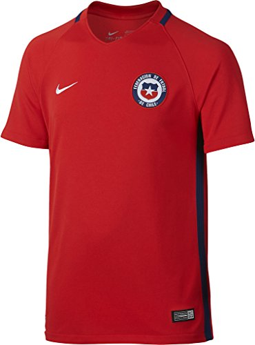 Nike Chile Home Jersey 2016 - Youth-YL | 147-158