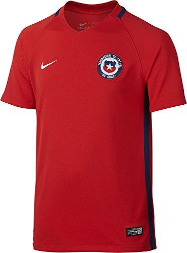 2016-2017 Chile Home Nike Football Shirt (Kids)