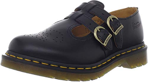 e1ad3e2007d4c Very Cheap Dr. Martens Women's 8065 Mary Jane,Black Smooth,6 UK/8 M ...