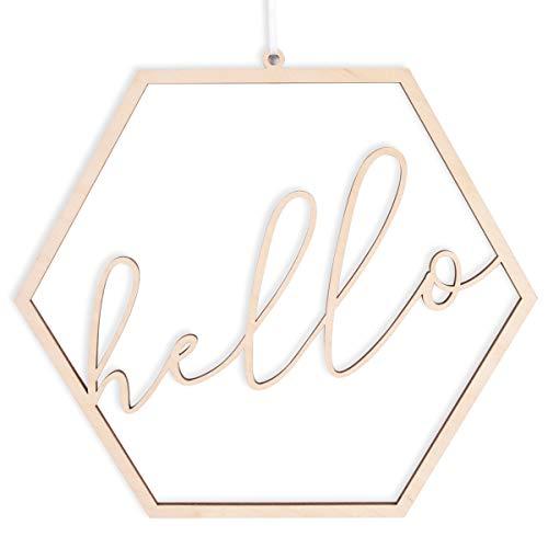 Kleinlaut Holzkranz - Hello