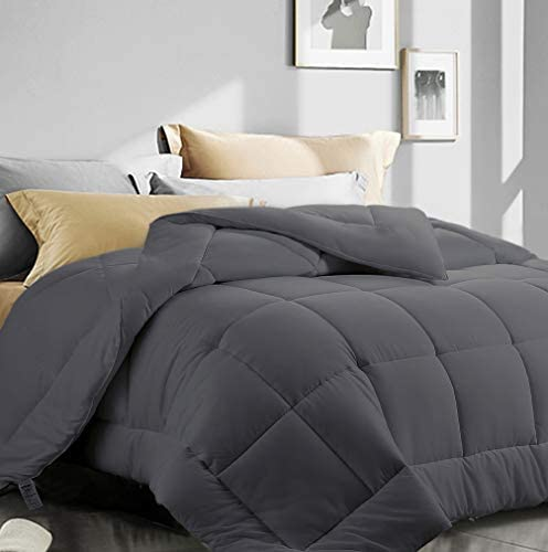 ASHOMELI King Size Comforter Cooling Comforter for Night Sweats All Season Down Alternative product image