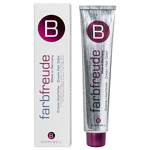 Berrywell Farbfreude Creme Haarfarbe 61 ml - 0.22 Anti Orange Konzentrat
