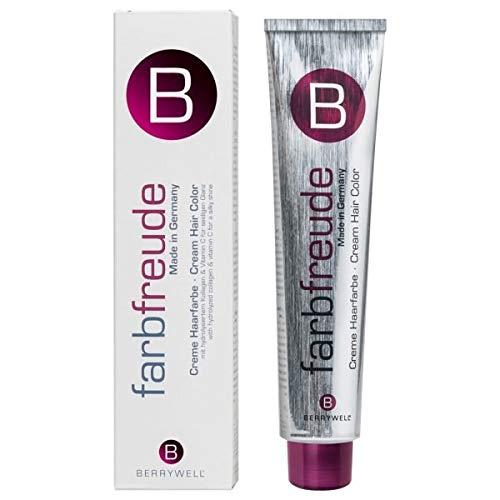 Berrywell Farbfreude Creme Haarfarbe 61 ml - 0.11 Anti Rot Konzentrat