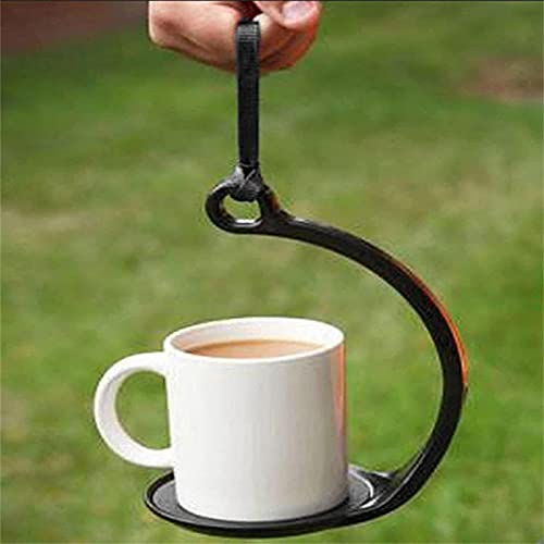 Spill not Cup Holder Swing Anti-Spill Cup Holder Coffee Cup Holder Shakes Without Spilling The Cup Holder 1pcs
