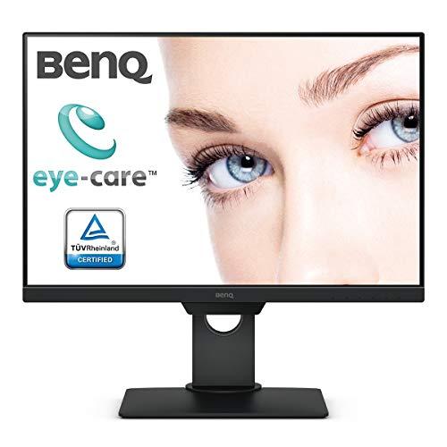 BenQ BL2581T 63,50 cm (25 Zoll) Monitor (WUXGA, Slim Bezel, IPS-Panel, höhenverstellbar) schwarz